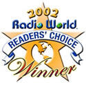 Radio World Award 2002