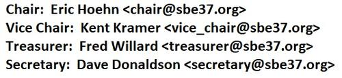 SBE 37 Email Addresses